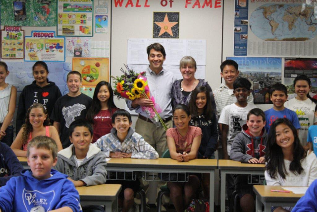 PUSD Teacher of the Year: Martin Reisert | Rancho Bernardo