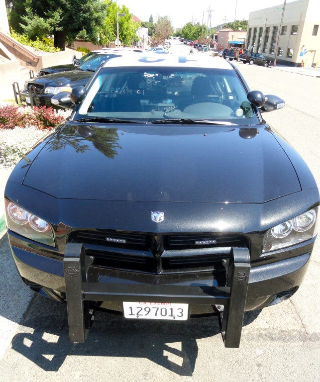 Police Install Plate-Reader Cameras on Patrol Cars | Novato
