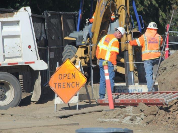 405 Freeway Wilshire Ramps Construction Underway | Agoura