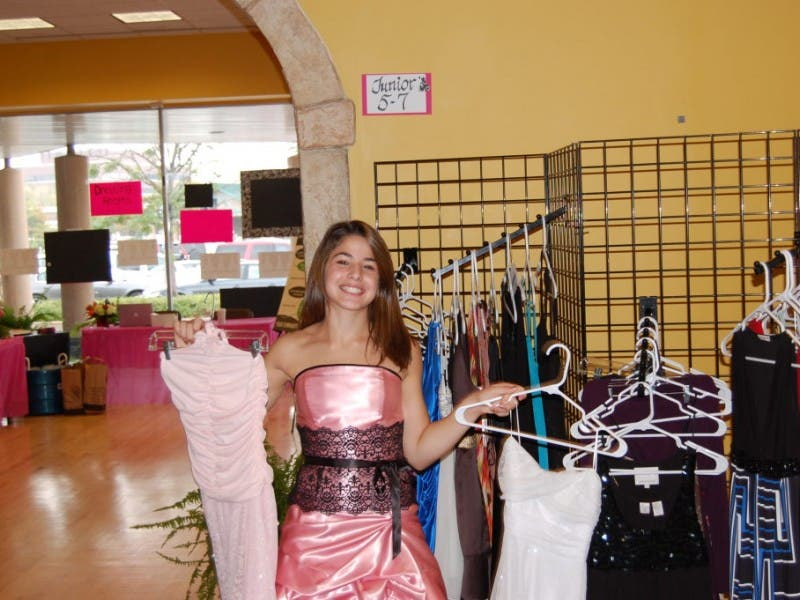 Party Dress Project Offers Girls Formal Wear For Cheap Northbrook