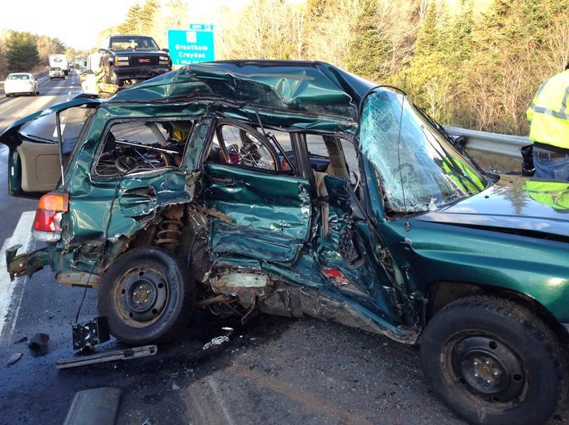 Man Dies After Accident on Icy I-89 | Concord, NH Patch