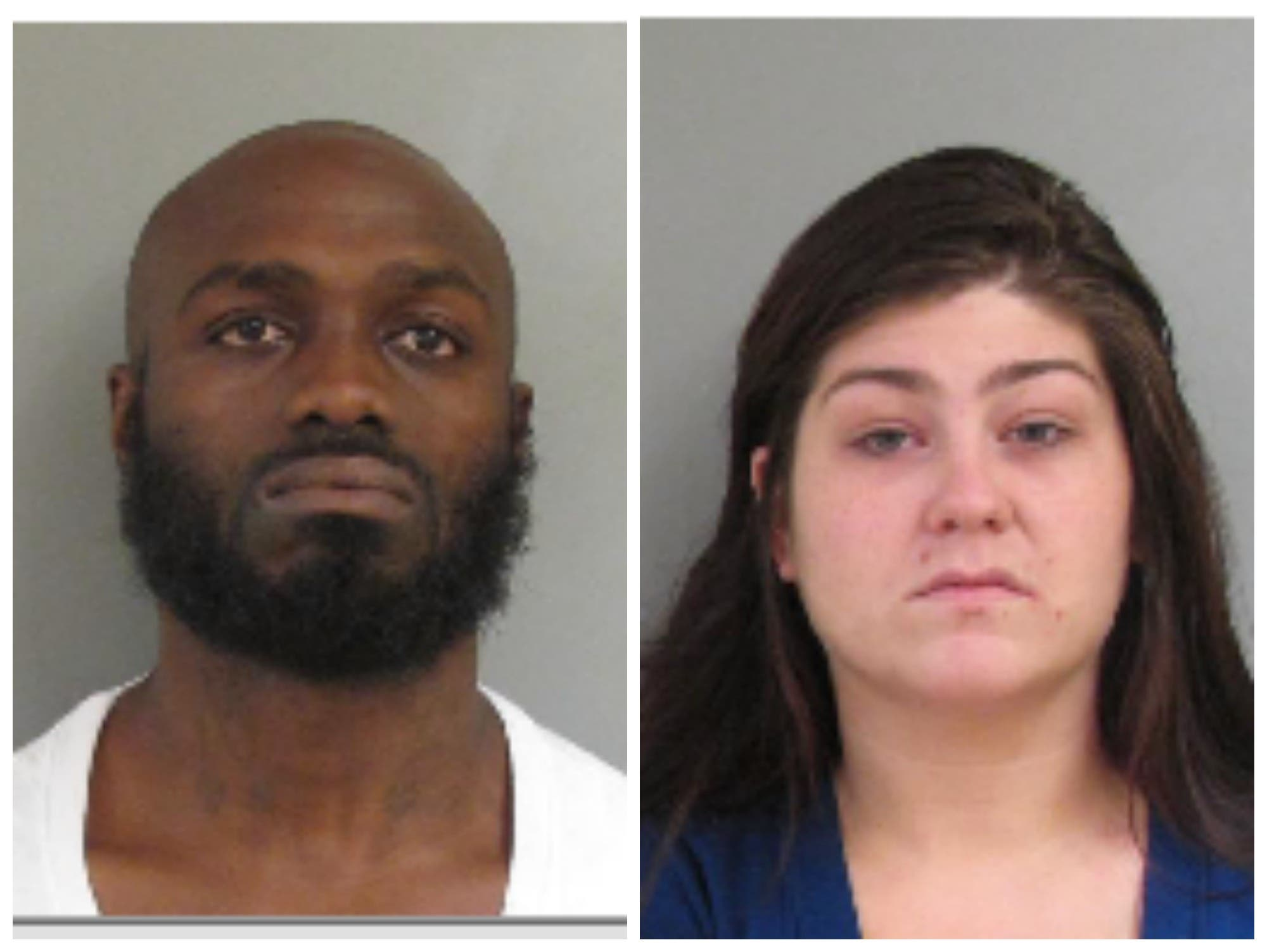 Pair Indicted for Robbing, Beating Naked Man at Red Roof