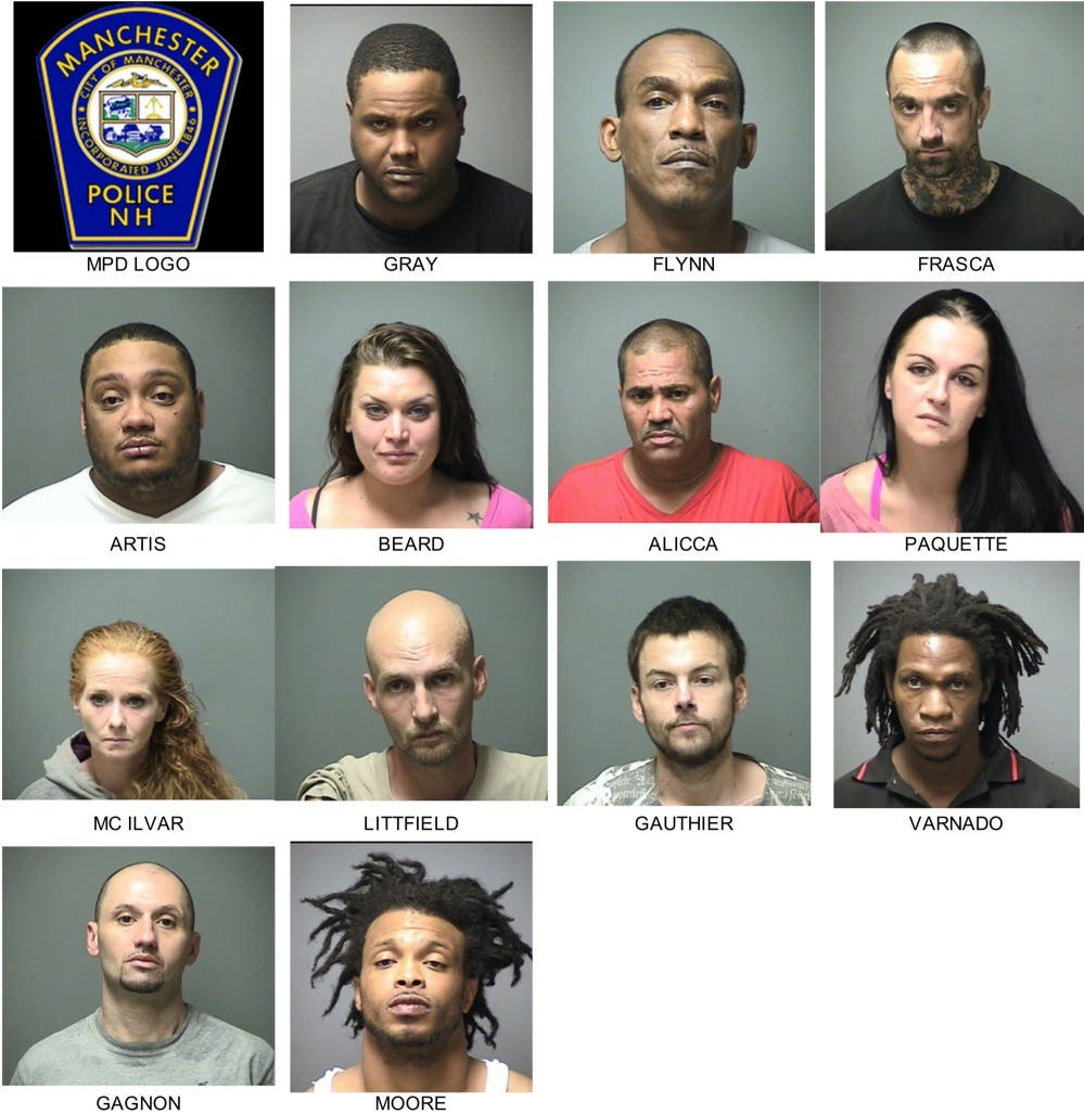 Windham Woman Caught Up in Major Queen City Drug Busts   Windham, NH