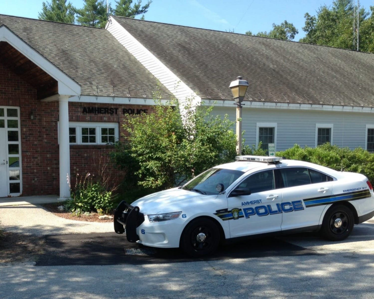 Amherst Police Log: Maine Man Arrested for DWI | Amherst, NH