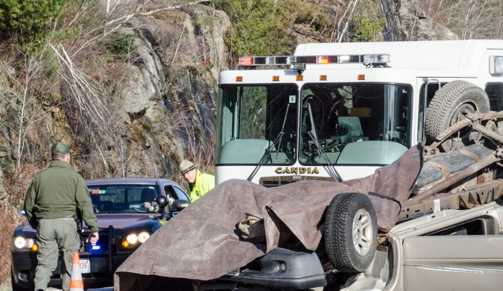 Fatal Accident Closes Route 101 for Hours | Exeter, NH Patch