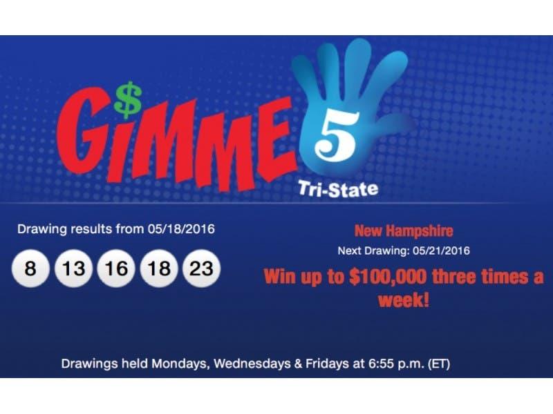 Maine megabucks prizes for kids