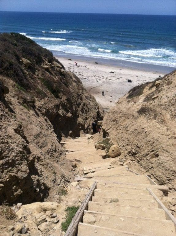 Blacks Beach Exposed: Patch Bares it All - Del Mar, CA Patch