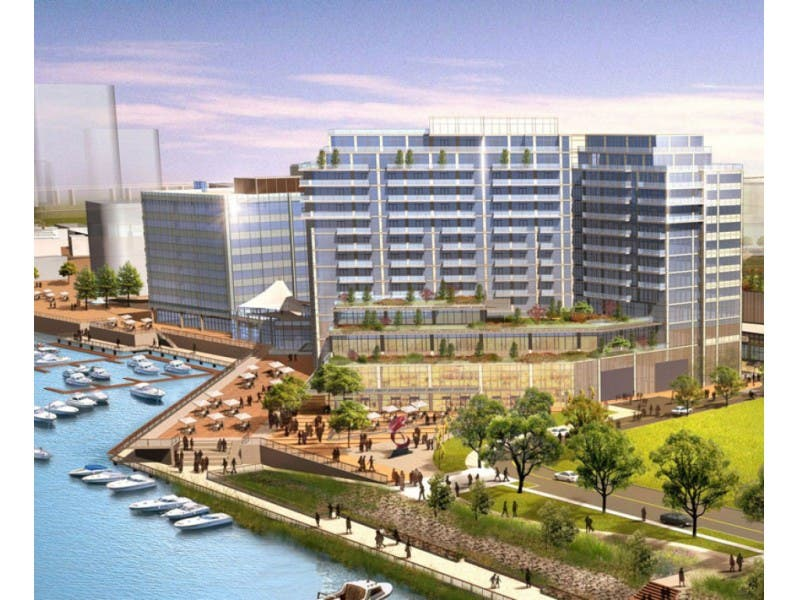 New Hotel In Stamford S Harbor Point Could Be 22 Floors
