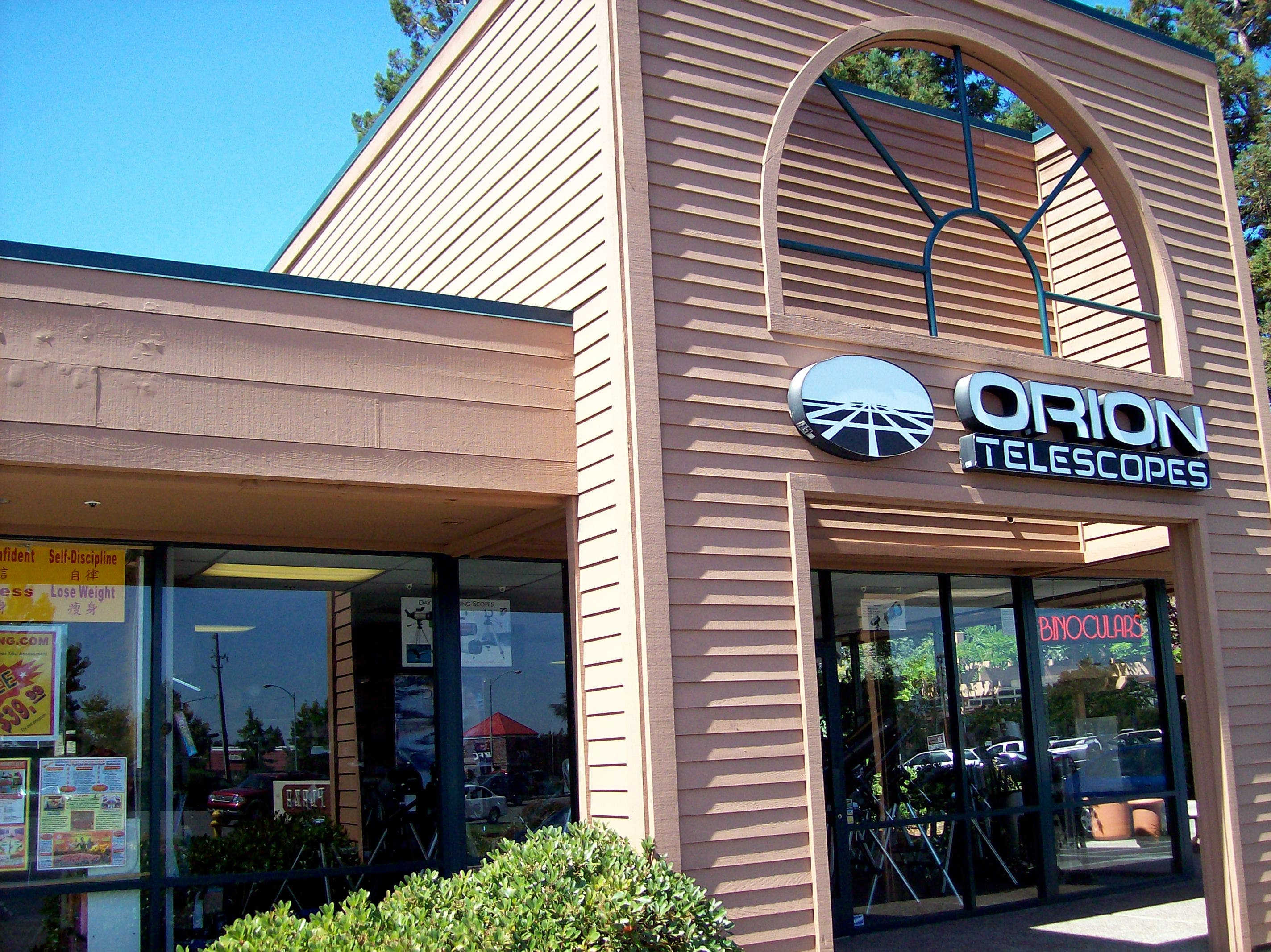Astronomy Enthusiasts Will Enjoy Orion's in Cupertino | Cupertino