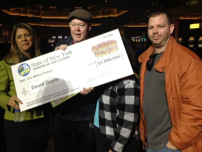 Scarsdale Man 1 of 3 Hudson Valley Lotto Winners | White Plains, NY