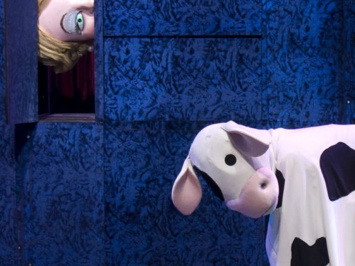 Puppets and Humans Rub Shoulders This Weekend at COCA
