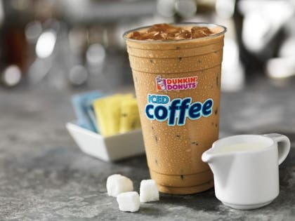 No Free Dunkin Donuts Iced Coffee For DuPage County | Wheaton, IL Patch