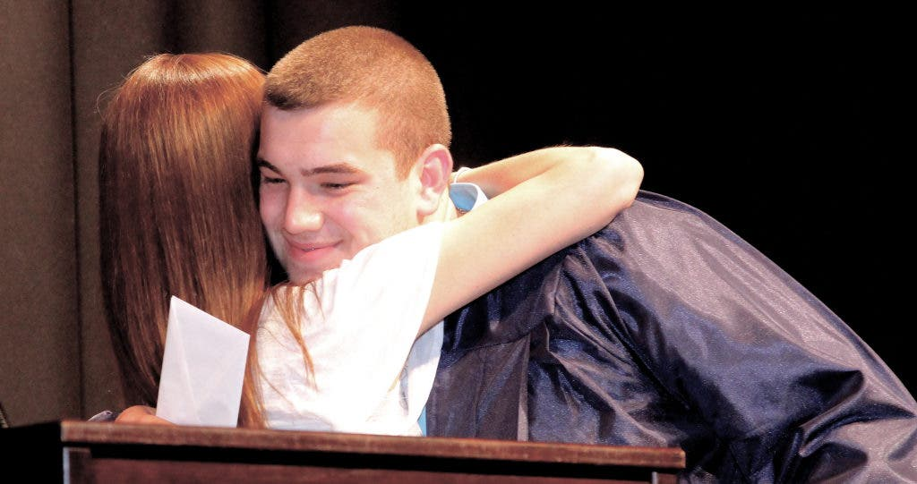 PHOTOS: Senior Awards Night at PVMHS | Peabody, MA Patch
