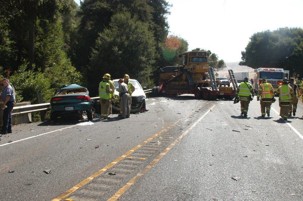 CHP: Victim of Hwy  12 Crash was Napa Man, 53 | Napa Valley