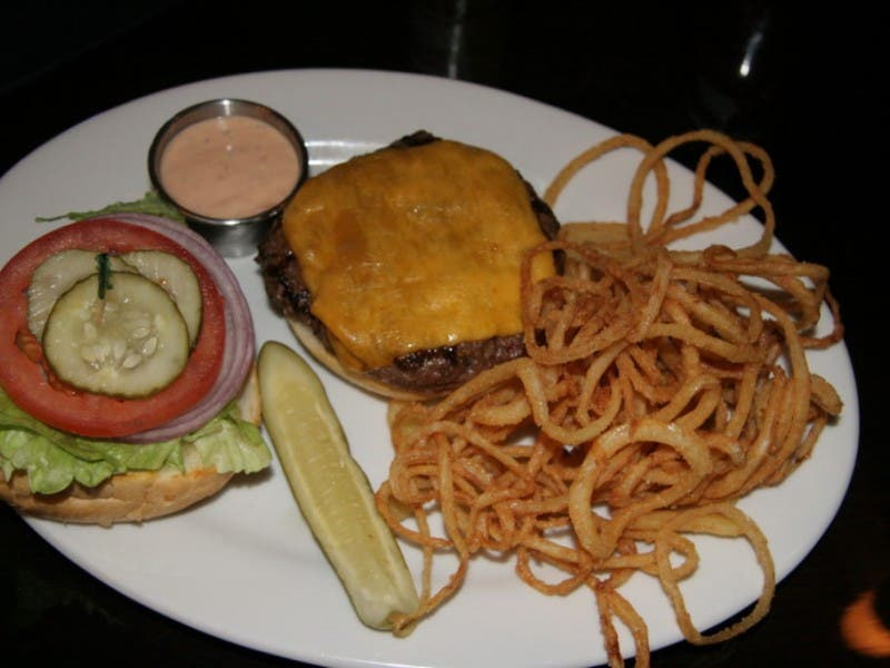 Where S The Best Burger In Napa