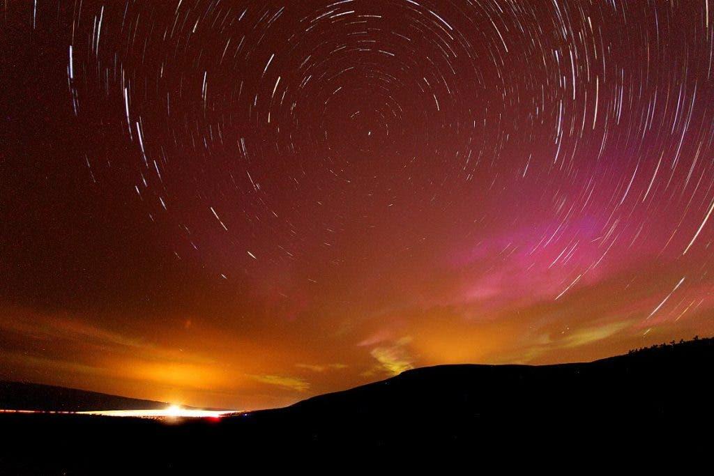 Northern Lights May Brighten Vineyard Skies Tonight   Martha's