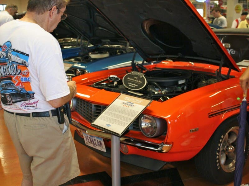 Car Show Is A Way To Give Back To Ankeny Ankeny IA Patch - Albaugh classic car show 2018
