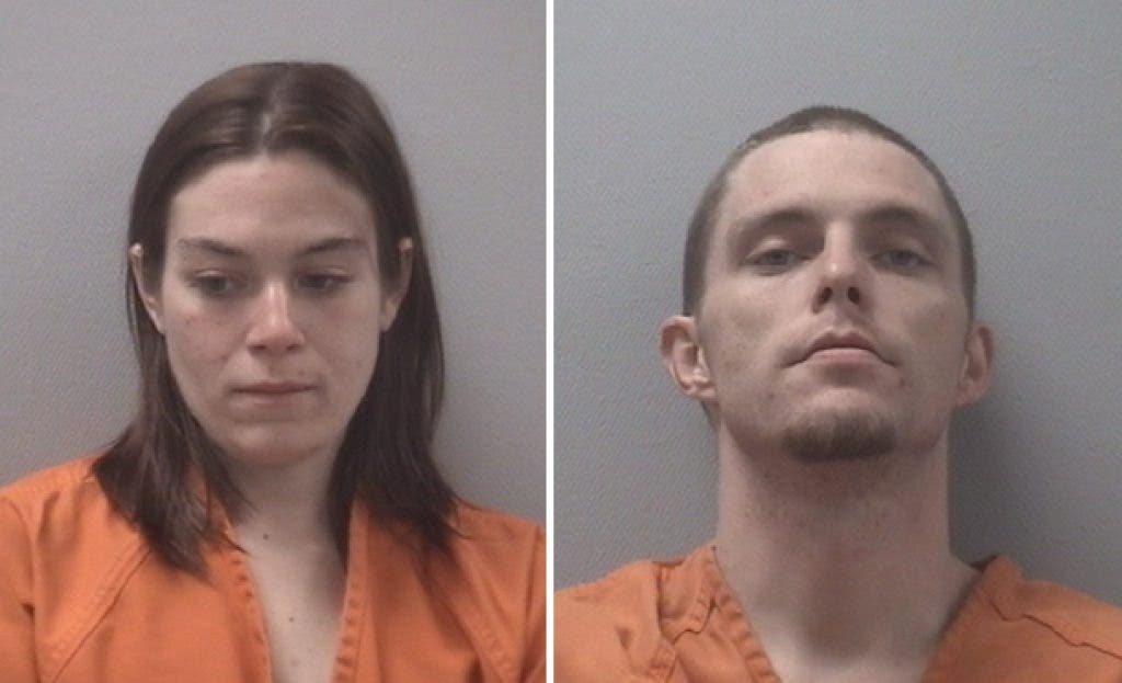 Couple Charged With Operating Mobile Meth Lab Lexington