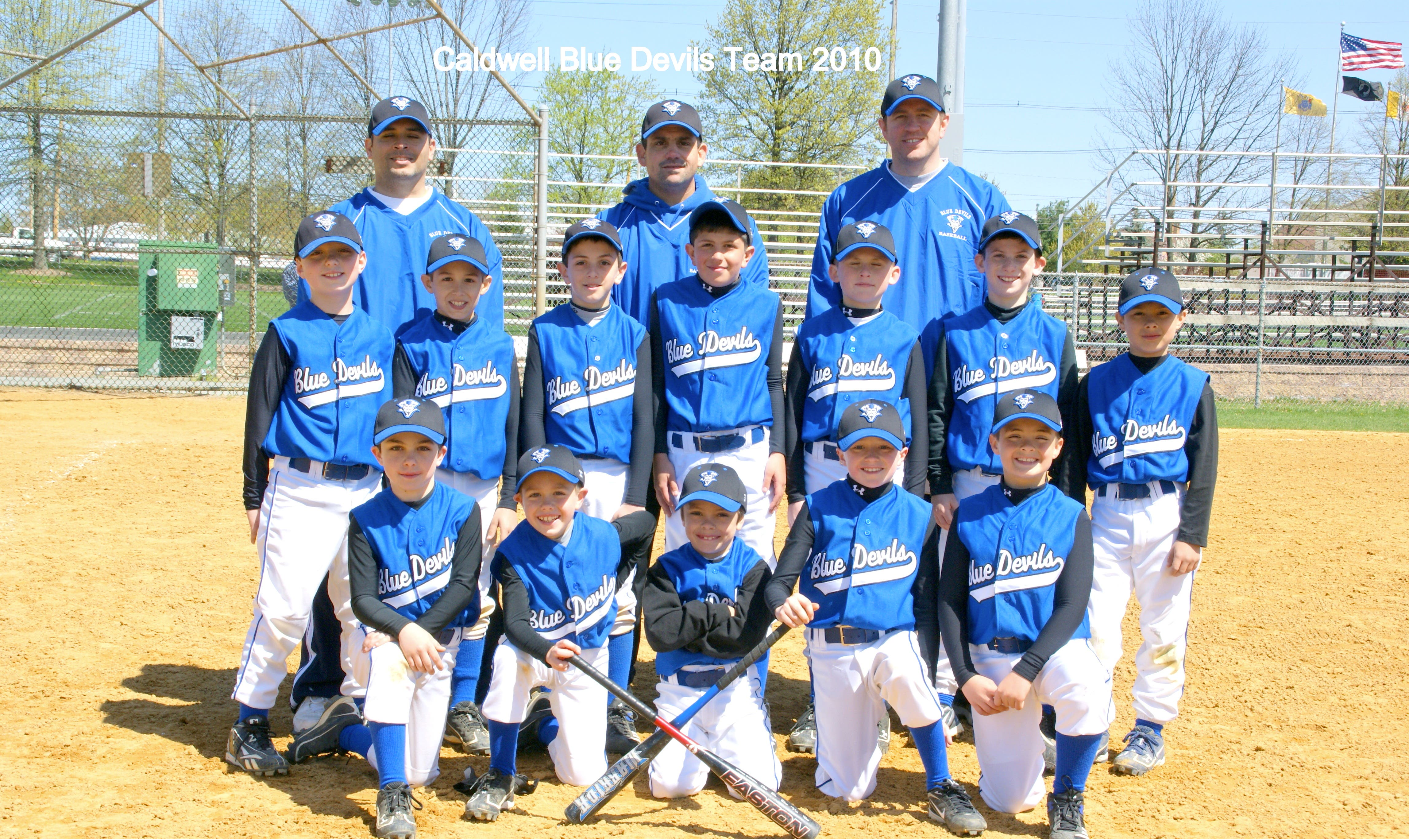 Blue Devils 9U Baseball Team Notches 1st Shutout | Caldwells