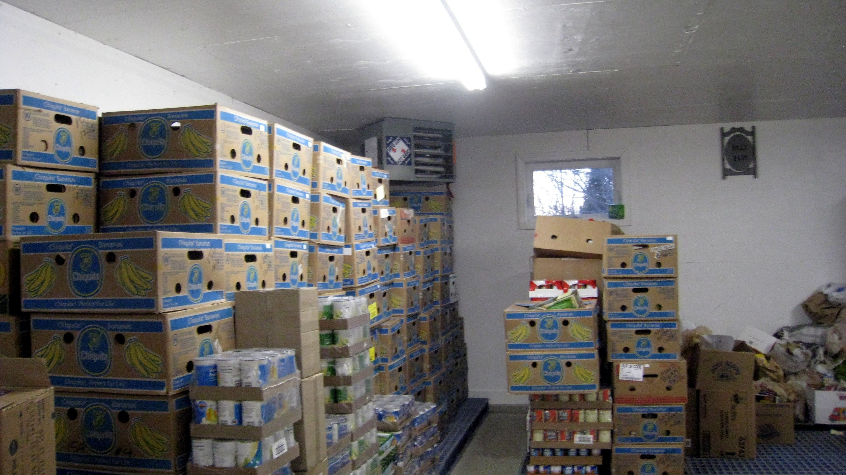 Norwood Food Pantry Collecting Thanksgiving Donations