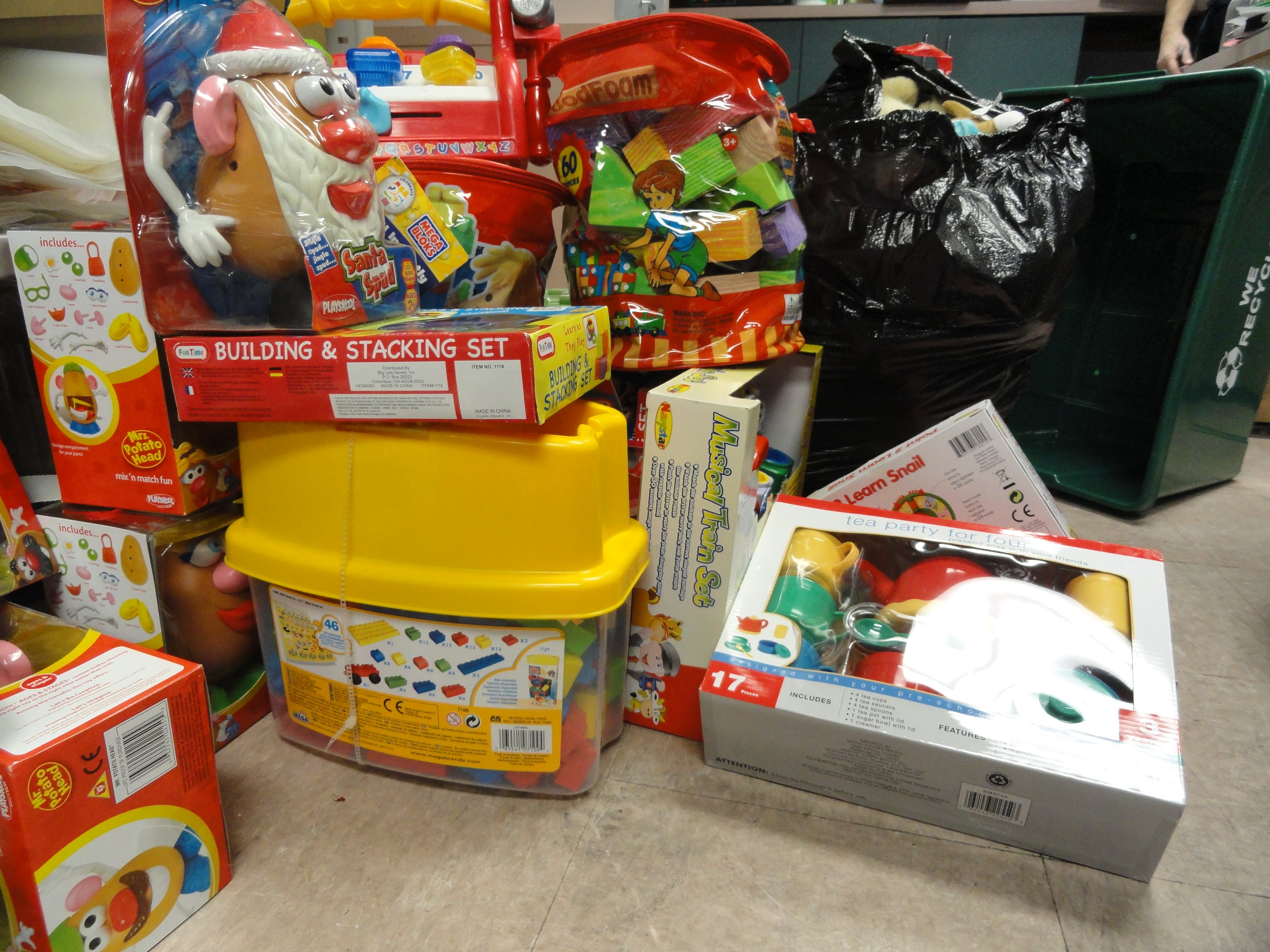 Toys And Food Donations Needed At Food Pantry Norwood