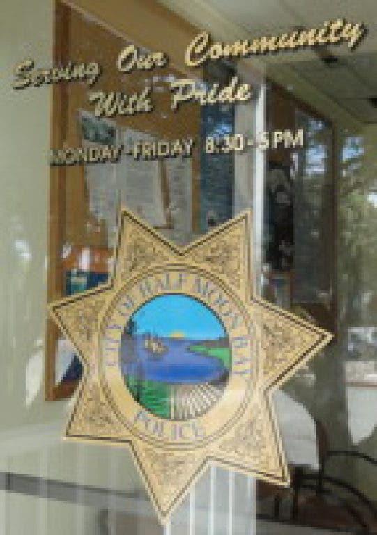 Police Blotter - Feb  21- March 2, 2011 | Half Moon Bay, CA