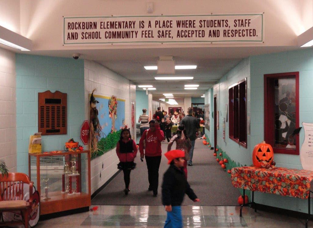 Rockburn Elementary PTA President Resigns After Halloween