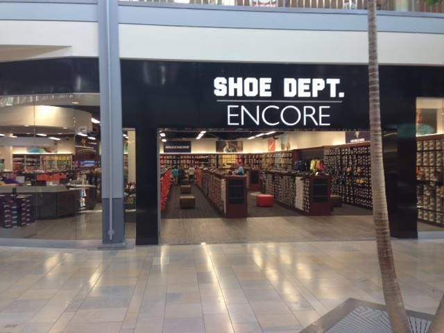 Shoe Opens At White Marsh Mall