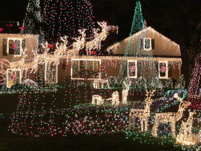 Best Holiday Lights in Columbia 2014 | Columbia, MD Patch