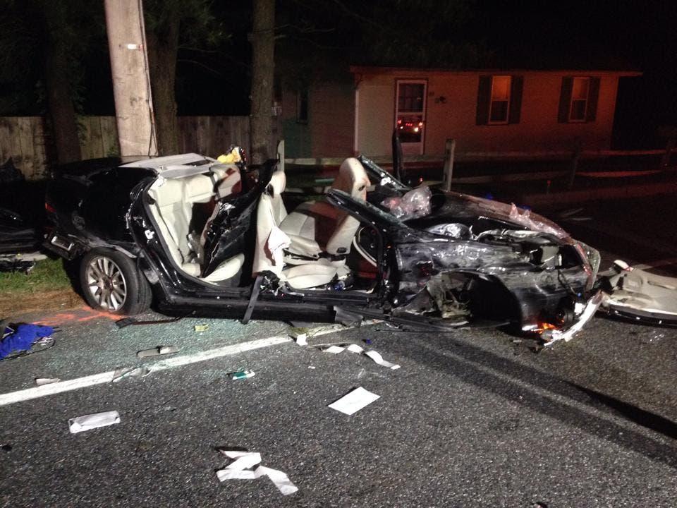 Two Taken by Medevac from Belair Road Crash: Officials | Bel Air, MD