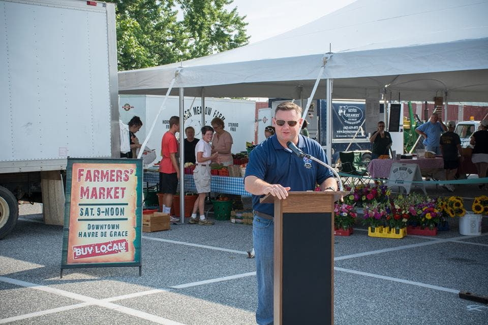 Havre de Grace Farmers Market Opens in New Location | Havre de Grace