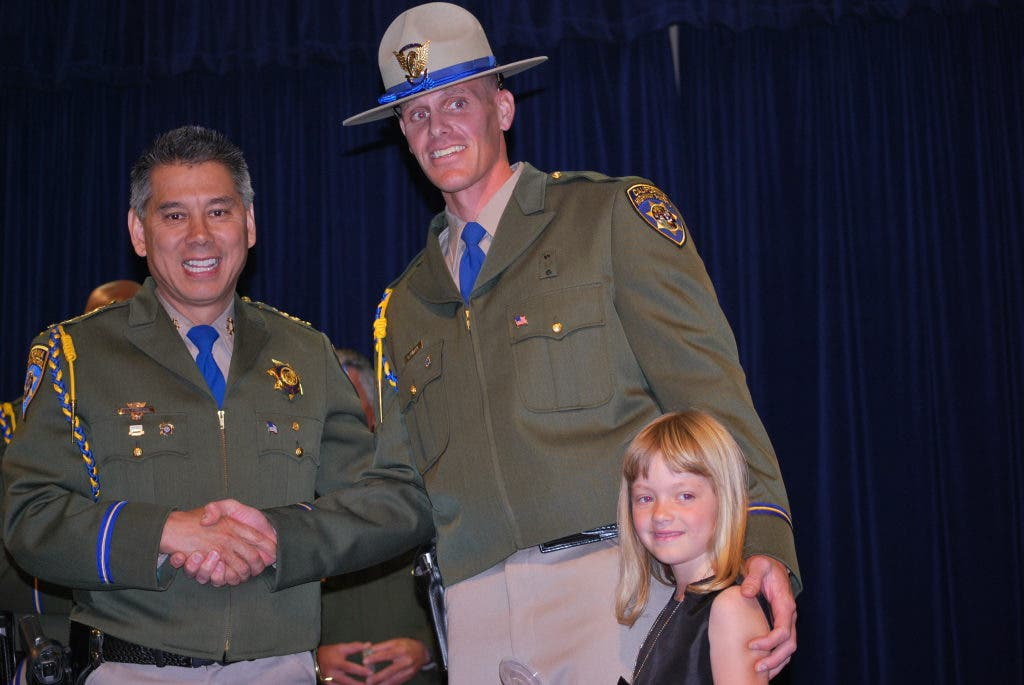 Dixon's Casey Fuller Graduated from CHP Academy, Set to Work