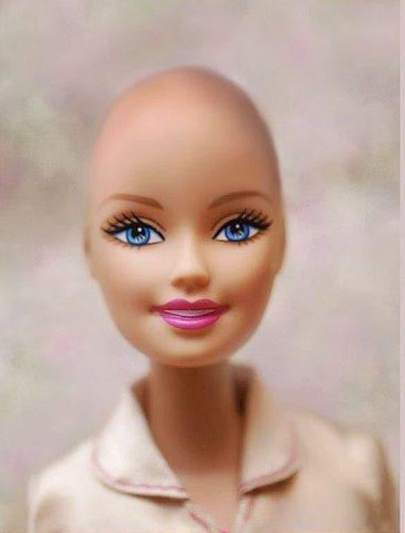 Barbie Maße