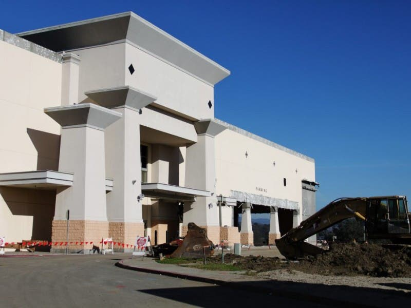 Former Expo Design Center Building About To Be Demolished Laguna