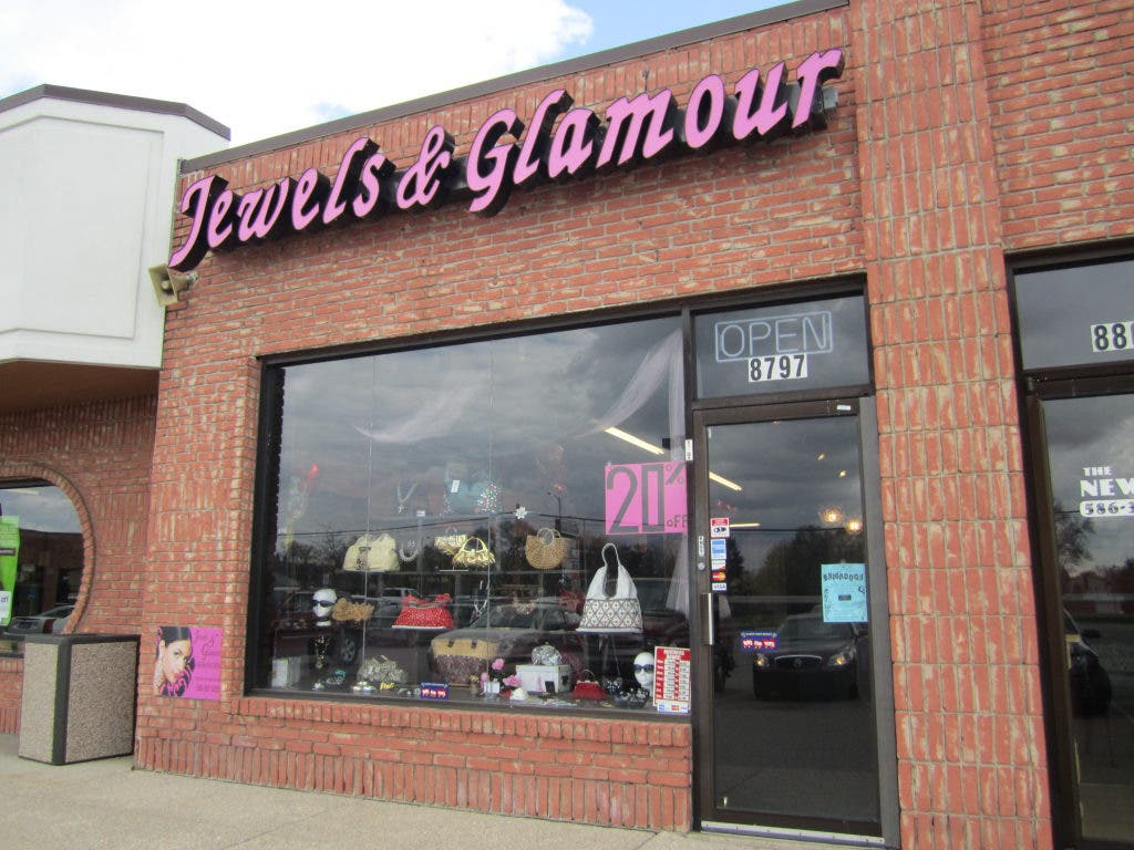 Shop Shelby: Jewels and Glamour Jewelry Store   Shelby, MI ...