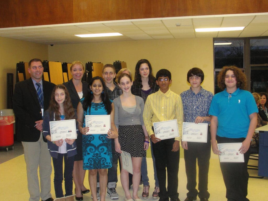 B-BP SCMEA Festival Participants Honored | Sayville, NY Patch