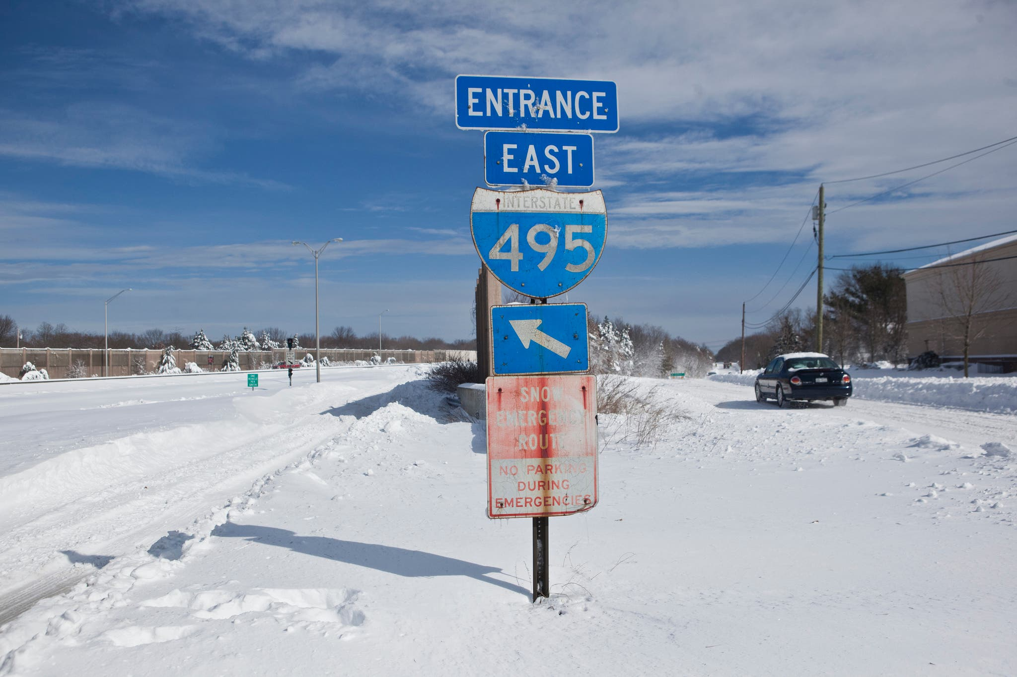 Cuomo: Travel Ban in Effect on All Long Island Roads ...