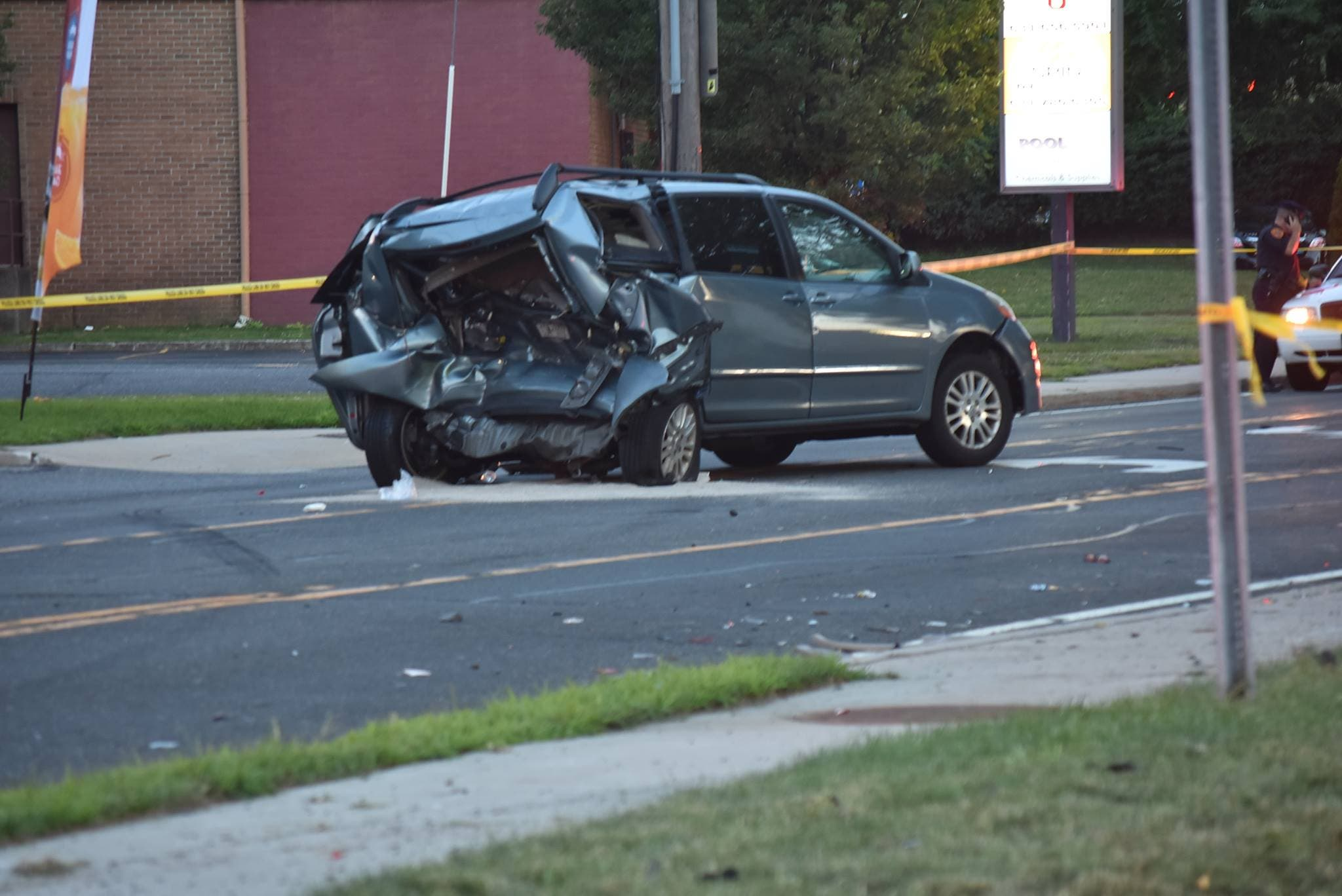 Police: 7-Year-Old Girl Seriously Hurt After Drugged Driver Hits