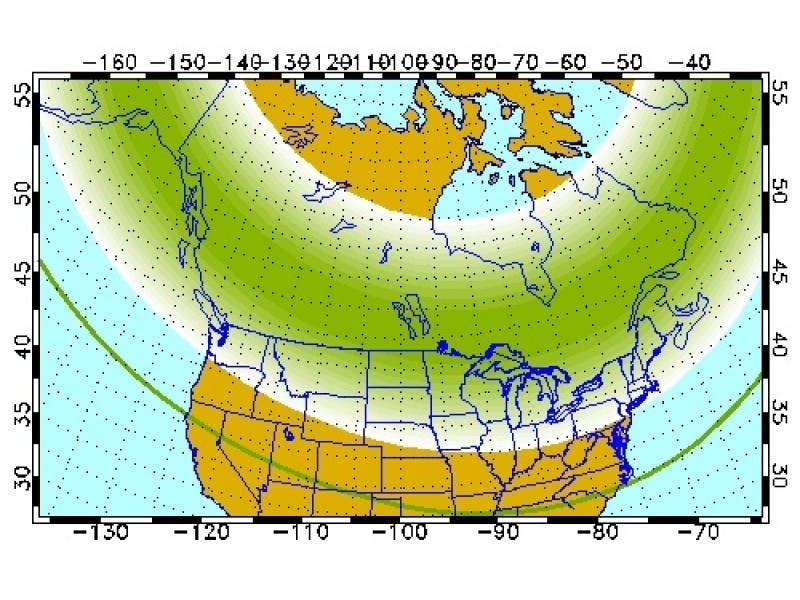 Northern Lights May Be Visible Over Long Island Monday ...