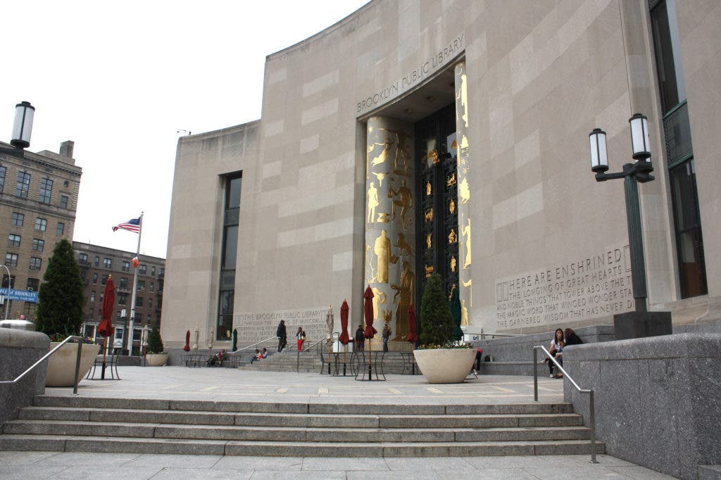 Congregation Beth Elohim and Brooklyn Public Library Win