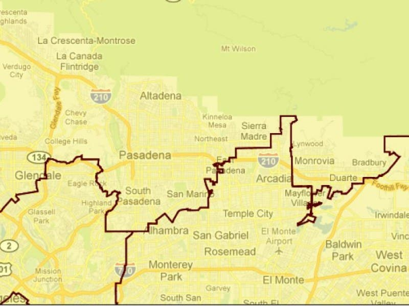 State Commission Approves Redistricting Maps San Marino Ca Patch