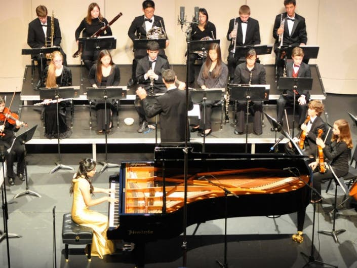 San Marino Teen to Perform Piano Solo in Glendale Youth
