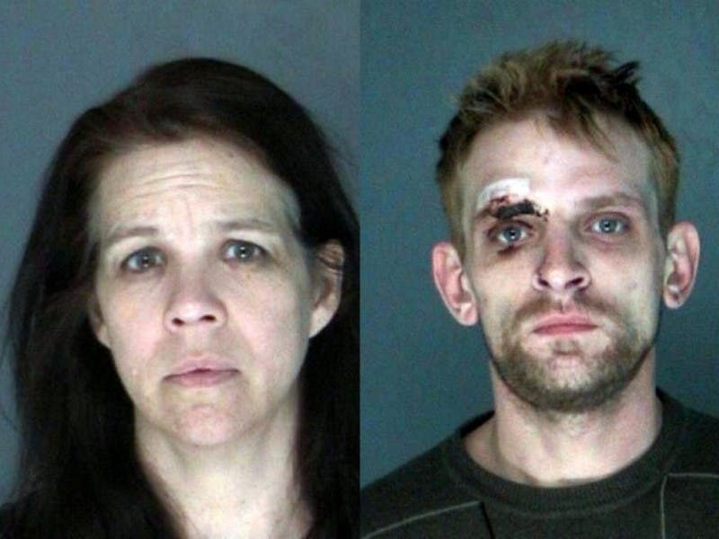 ... Couple Arrested in Spree of Jewelry Store Thefts-0 ...