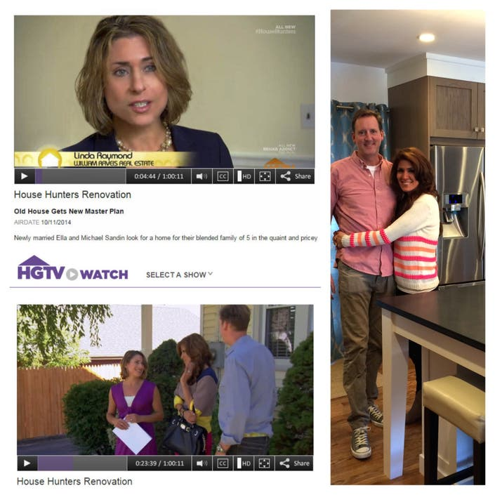 House Hunters Renovation: The Show Went Well! Fairfield House Hunters Renovation On