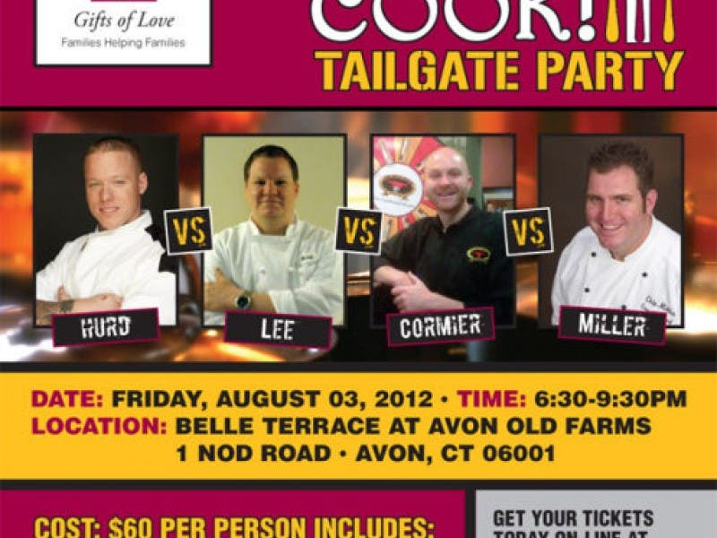 READY, SET, COOK! TO BENEFIT GIFTS OF LOVE | Farmington, CT
