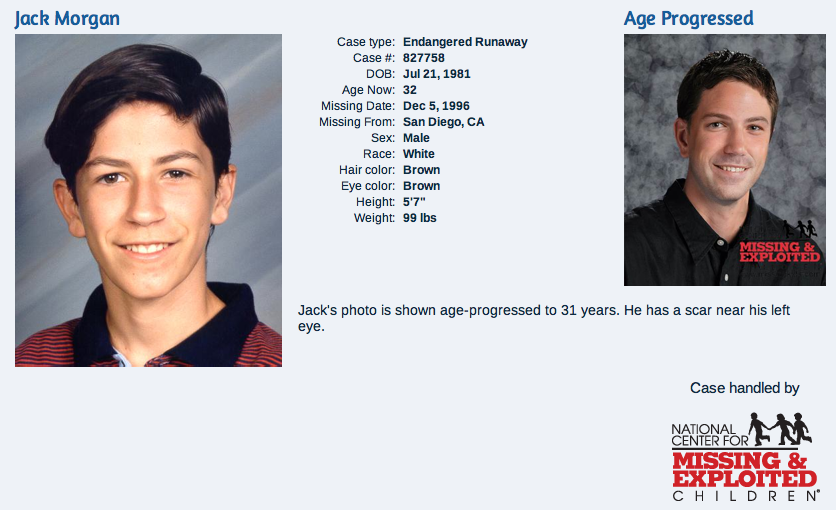 Missing And Wanted Runaway San Diego Teenager May Still Be In The Area Rancho Bernardo Ca Patch