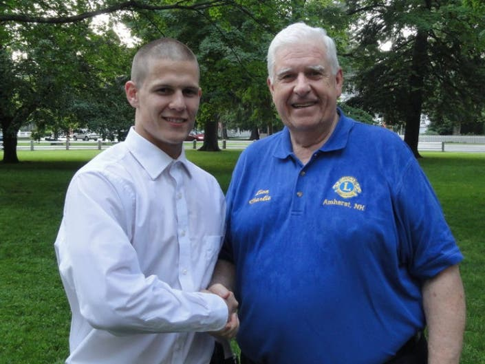 Amherst Names Youth Citizen Of The Year | Amherst, NH Patch
