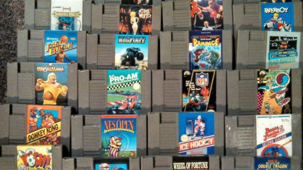 Craigslist Finds: This Nintendo Collection is Old School ...