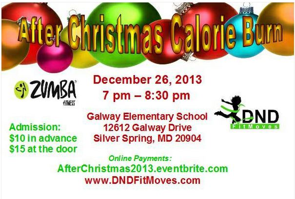 Zumba Christmas Images.After Christmas Zumba Calorie Burn Silver Spring Md Patch