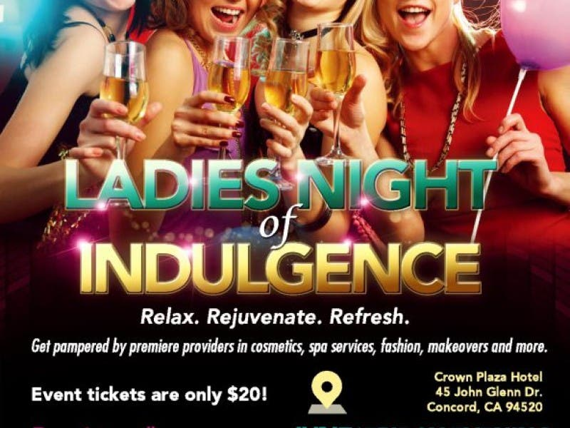 Night of indulgence